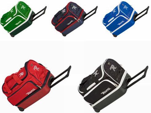 Reno Players wheeled kit bag