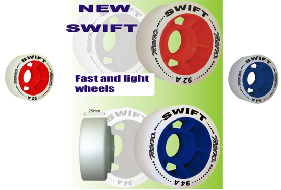 Reno Swift skate wheels