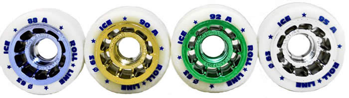 Roll Line Ice, skate wheels