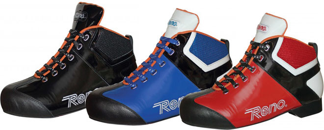 New Reno Rocket skate boot